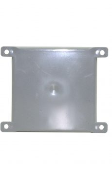 2 g blank cover plate