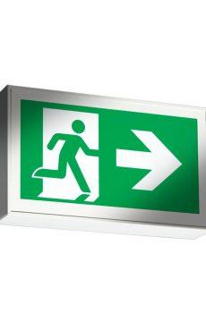Exit Light running man