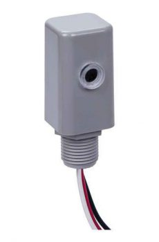 Flood Light Photocell