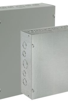 Metal Junction Box 10X10X6