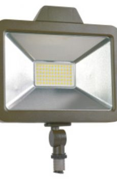 Mini-flood light