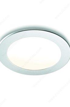 Round puck Chrome